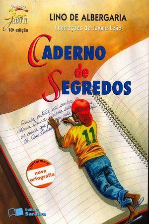 Caderno de Segredos - Col. Jabuti