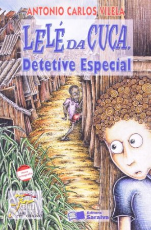 Lelé da Cuca Detetive Especial - Col. Jabuti