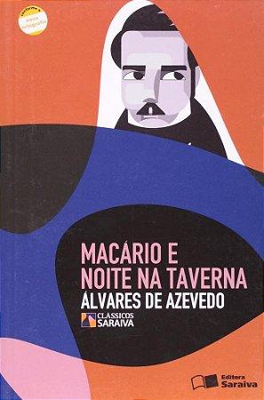 Macário e Noite na Taverna - Col. Clássicos Saraiva