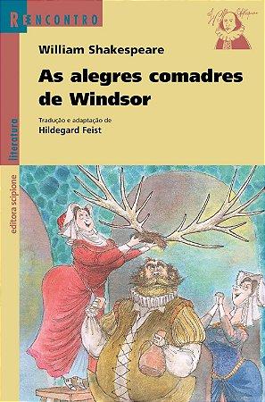 As Alegres Comadres de Windsor - Col. Reencontro Literatura