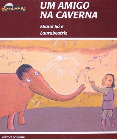 Um Amigo na Caverna - Col. Dó - Ré - Mi - Fá