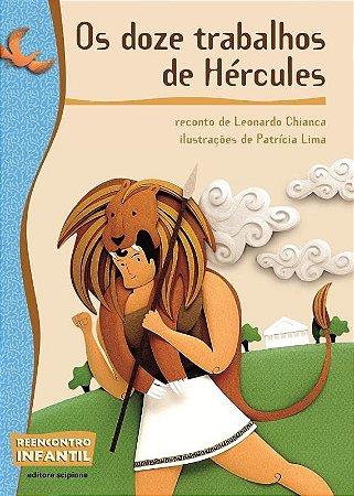 Os Doze Trabalhos de Hércules - Col. Reencontro Infantil