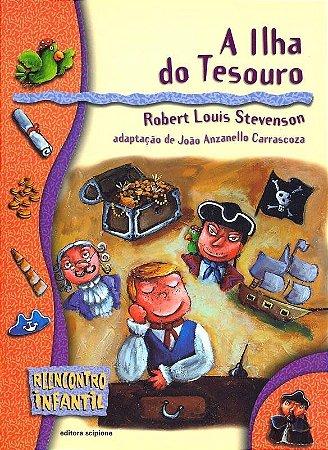 A Ilha do Tesouro - Col. Reencontro Infantil