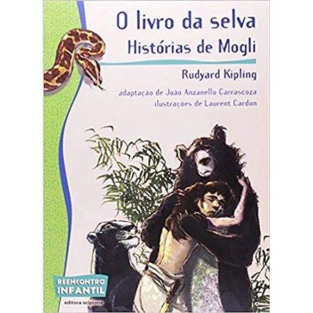 O Livro da Selva - Col. Reencontro Infantil