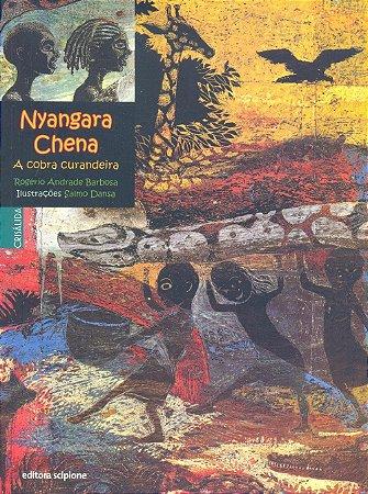 Nyangara Chena - a Cobra Curandeira - Col. Crisálida
