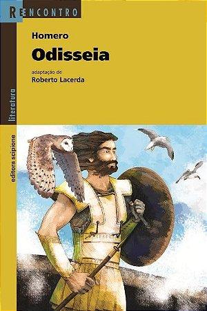 Odisseia - Col. Reencontro Literatura