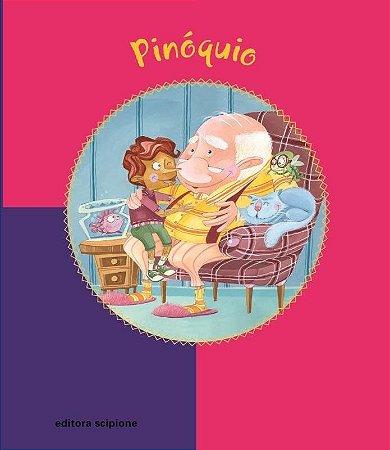 Pinóquio - Col. Conto Ilustrado
