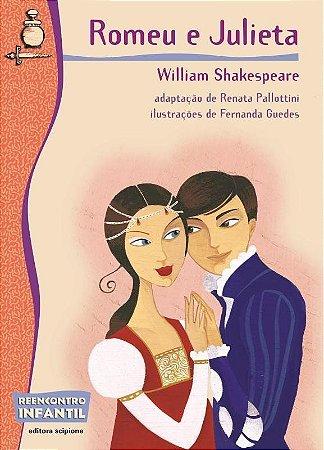 Romeu e Julieta - Col. Reencontro Infantil