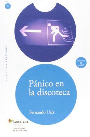 Pánico en la Discoteca - Coleção Leer en Espanol