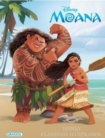 Moana - Disney Clássicos Ilustrados