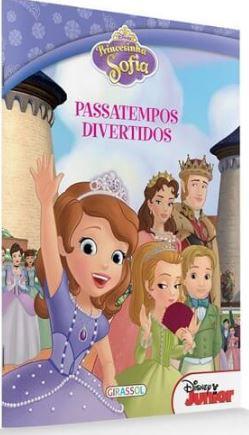 Princesinha Sofia - Disney Passatempos Divertidos