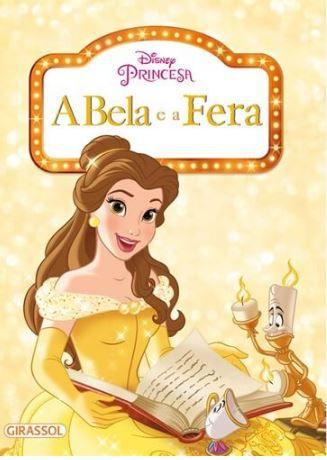 A Bela e a Fera - Disney Pipoca