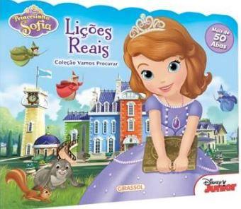 Princesinha Sofia - Lições Reais - Disney Junior Vamos Procurar