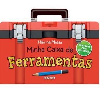 Minha caixa de ferramentas Mão na massa