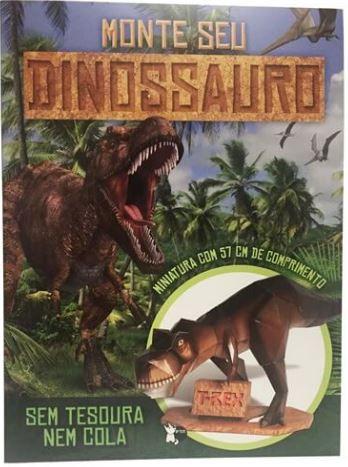 P'TIT - Monte seu dinossauro