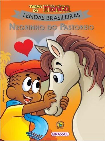 Negrinho do Pastoreio - Lendas brasileiras