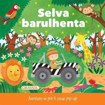 Selva barulhenta - Aventura colorida