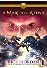 A marca de Atena (Os heróis do Olimpo Livro 3)