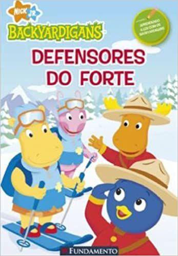 Backyardigans. Defensores do Forte