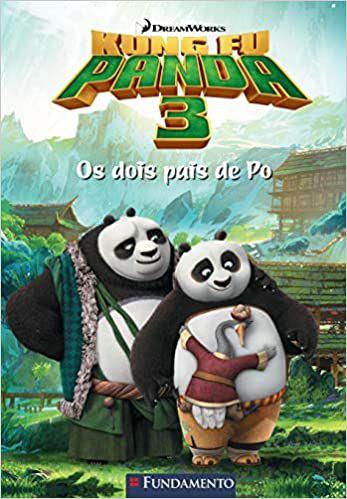 Kung Fu Panda 3 - Os Dois Pais De Po (Dreamworks)