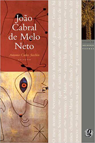 Melhores Poemas de João Cabral de Melo Neto