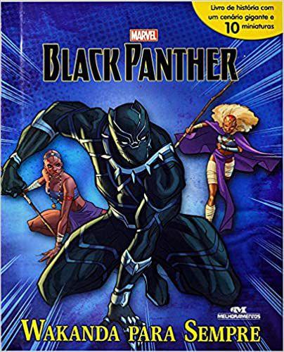 Black Panther – Wakanda Para Sempre (Capa Dura)