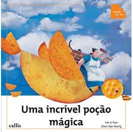 UMA INCRIVEL POÇÃO MAGICA