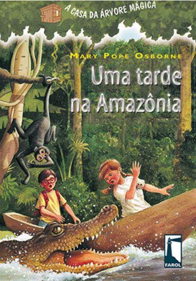 A CASA DA ÁRVORE - UMA TARDE NA AMAZÔNIA