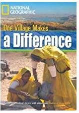 Footprint Reading Library - Level 3 1300 B1 - One Village Makes a Difference: American English