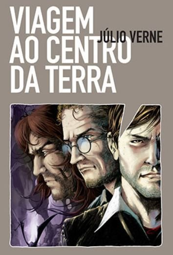 VIAGEM AO CENTRO DA TERRA-HQ