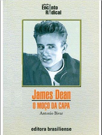 JAMES DEAN - MOCO DA CAPA