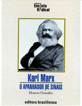 KARL MARX - APANHADOR DE SINAIS