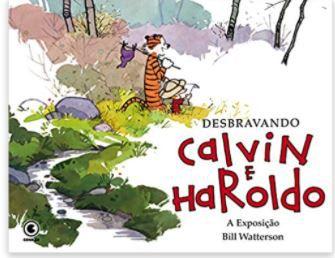 Desbravando Calvin E Haroldo –  a exposição Volume 18