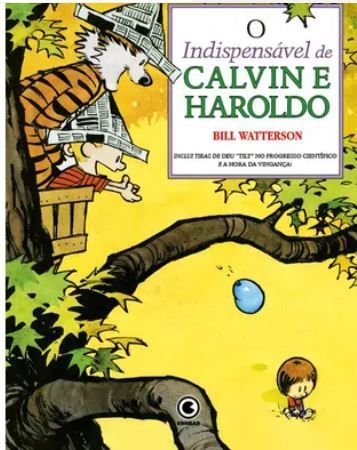 O INDISPENSÁVEL DE CALVIN E HAROLDO -17