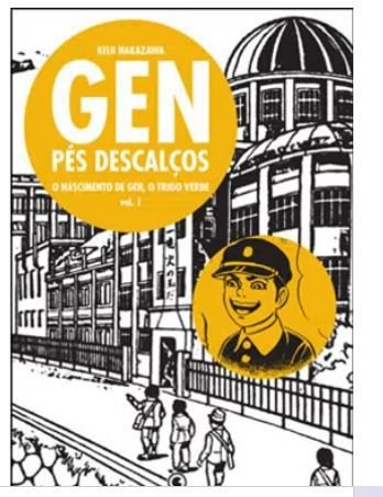 GEN PÉS DESCALÇOS - VOLUME 1