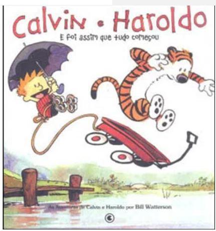 CALVIN E HAROLDO - VOLUME 2 -E FOI ASSIM QUE TUDO COMEÇOU