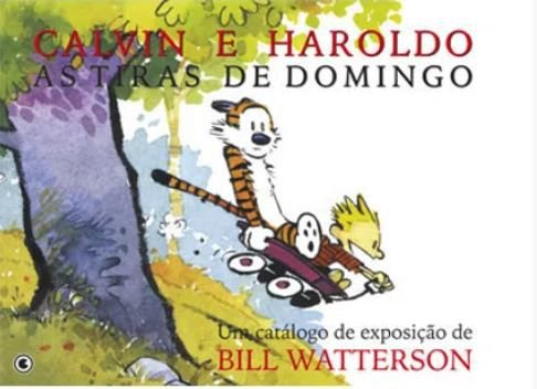 CALVIN E HAROLDO VOLUME 13 - AS TIRAS DE DOMINGO