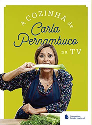 A COZINHA DE CARLA PERNAMBUCO NA TV
