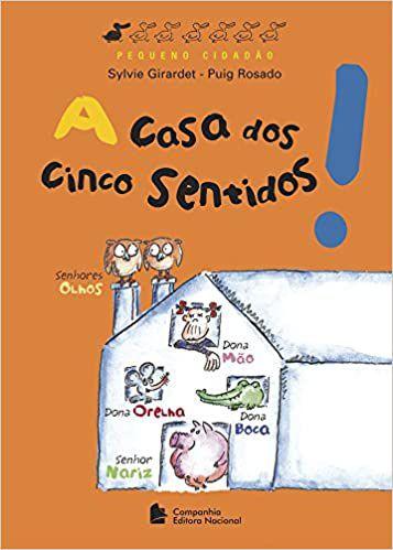 A CASA DOS CINCO SENTIDOS
