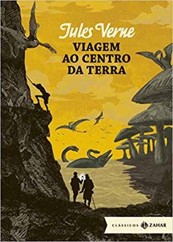 VIAGEM AO CENTRO DA TERRA: EDIÇÃO BOLSO DE LUXO (CLÁSSICOS ZAHAR)