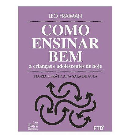 COMO ENSINAR BEM (2017)