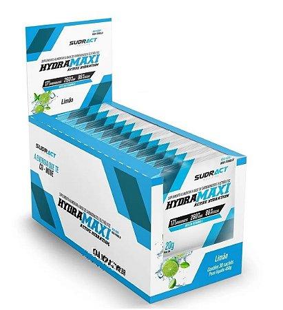 Sudract Isotonico Pó Isotonic Carbo Hydramaxi 25 Sachê 20g