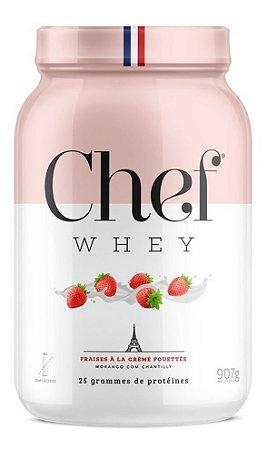Chef Whey Protein Gourmet Zero Lactose 907g - Chef Whey
