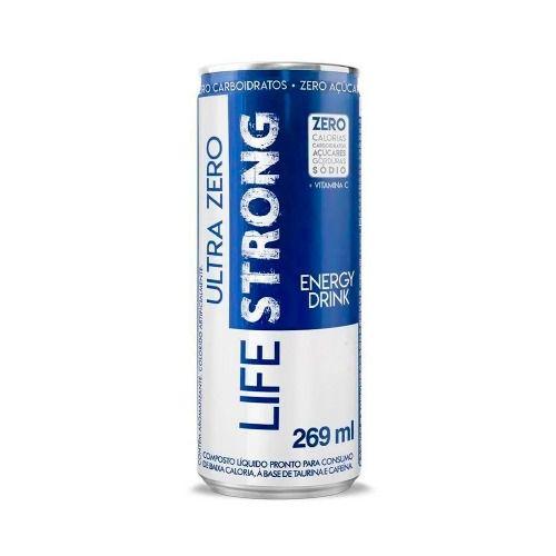 Energetico Life Strong Ultra Zero 269ml Ultra Energy Drink