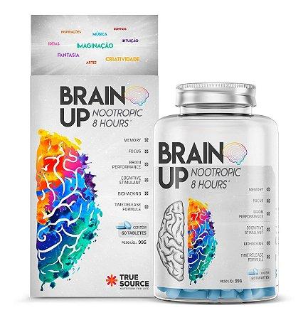 True Source Nootropico Brain Up 60 Tabs Melhor Desempenho