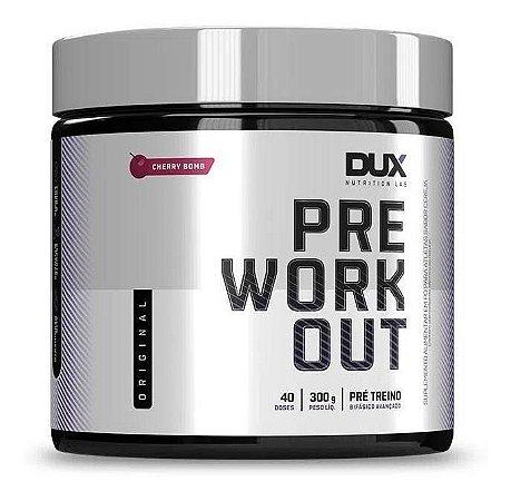 Pré Treino - Pre Workout Original Dux Nutrition 300g