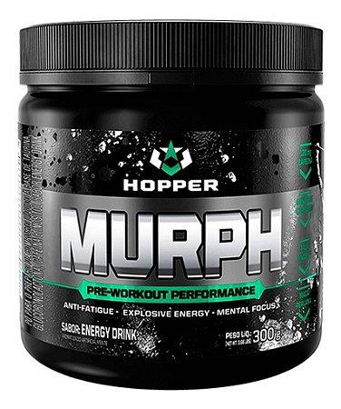 Murph Pré Treino Hopper 300g Alto Desempenho - Crossfit