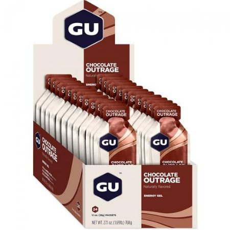 Gu Energy Gel (24 Saches) - Repositor Energético