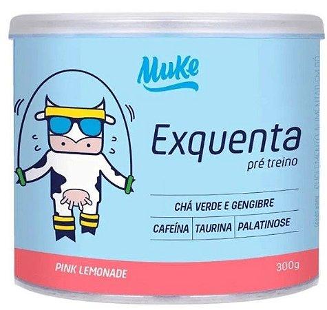 Pre Treino Exquenta 300g Pink Lemonade - Mais Mu