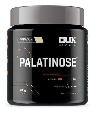 Palatinose 400g - Dux Nutrition Melhor Energia